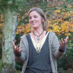 Bild von Nicole Imsch im Laubwald